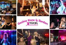 Gazino Kons İş İlanları Gece Kulübü Night Club Pavyon İş Arama Bayan Solist