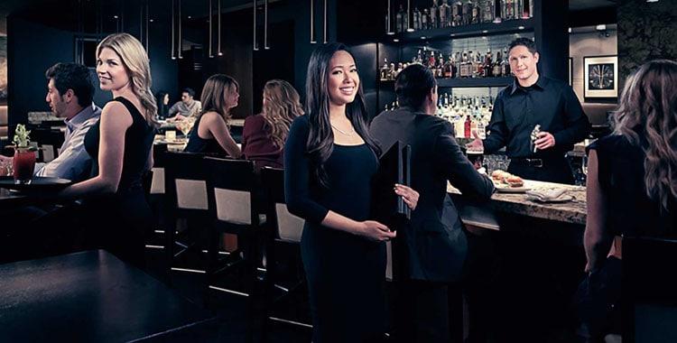 Bar hostesi iş ilanı